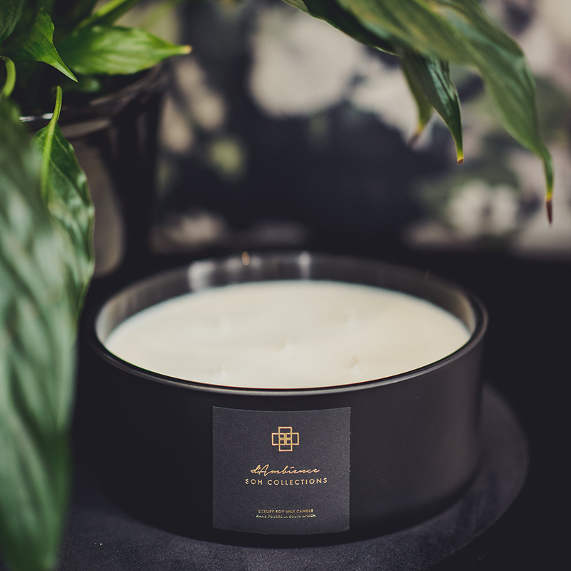 Chelsea | 1kg Scented Candle
