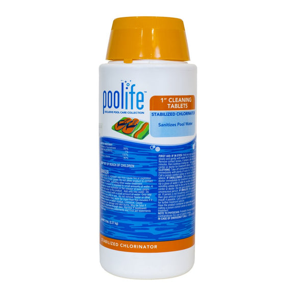 poolife 1 inch Cleaning Tablets - 5 lb