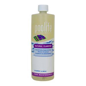 poolife Natural Clarifier - 32 oz