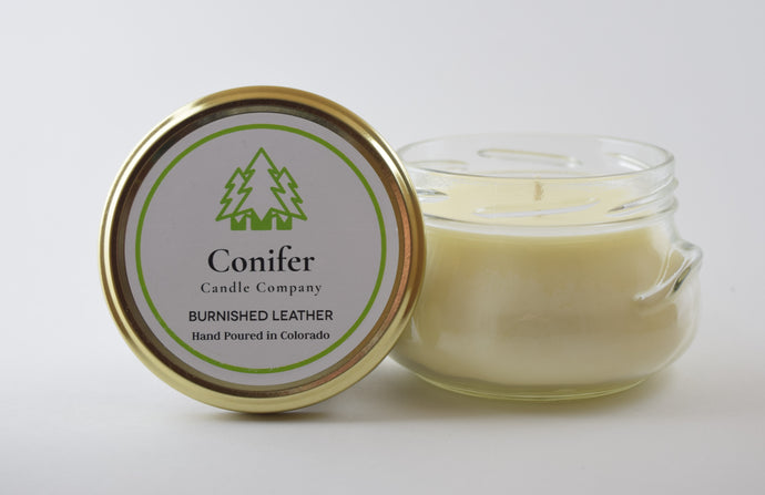 Burnished Leather - 11 oz. Jar