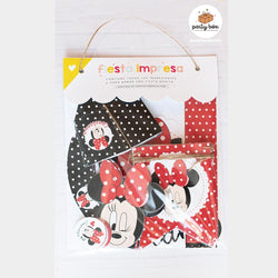 Decoraciones para fiestas / Minnie Mouse