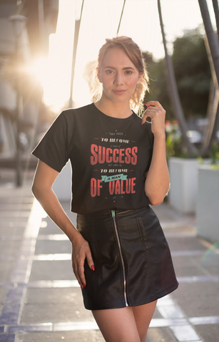 Success Women T-shirt