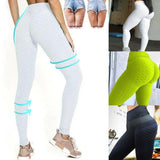 Hot Women Yoga Pants Sexy Sport Leggings Push Up Tights