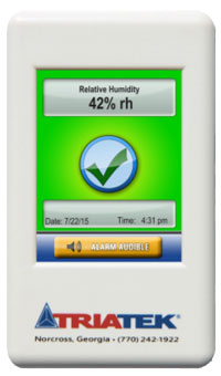 Triatek FMS-1655R Remote Display