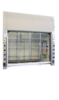 Triatek Stable Vortex® II Fume Hood