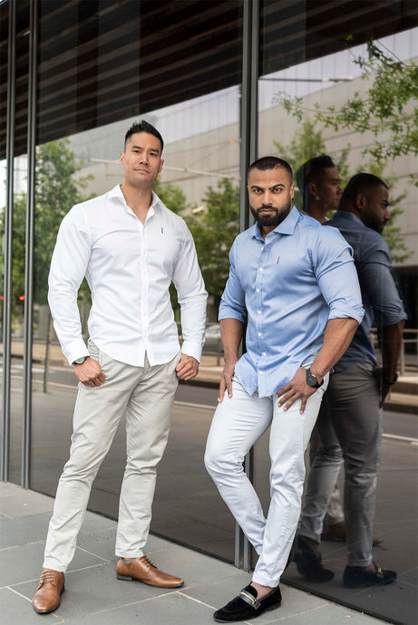 Being the Biggest and Best Dressed at the Party – Shirts for Bodybuilders