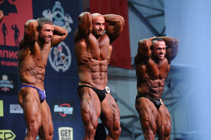 How Is Bodybuilding Judged?