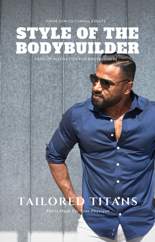 Style of The Bodybuilder - eBook Cover