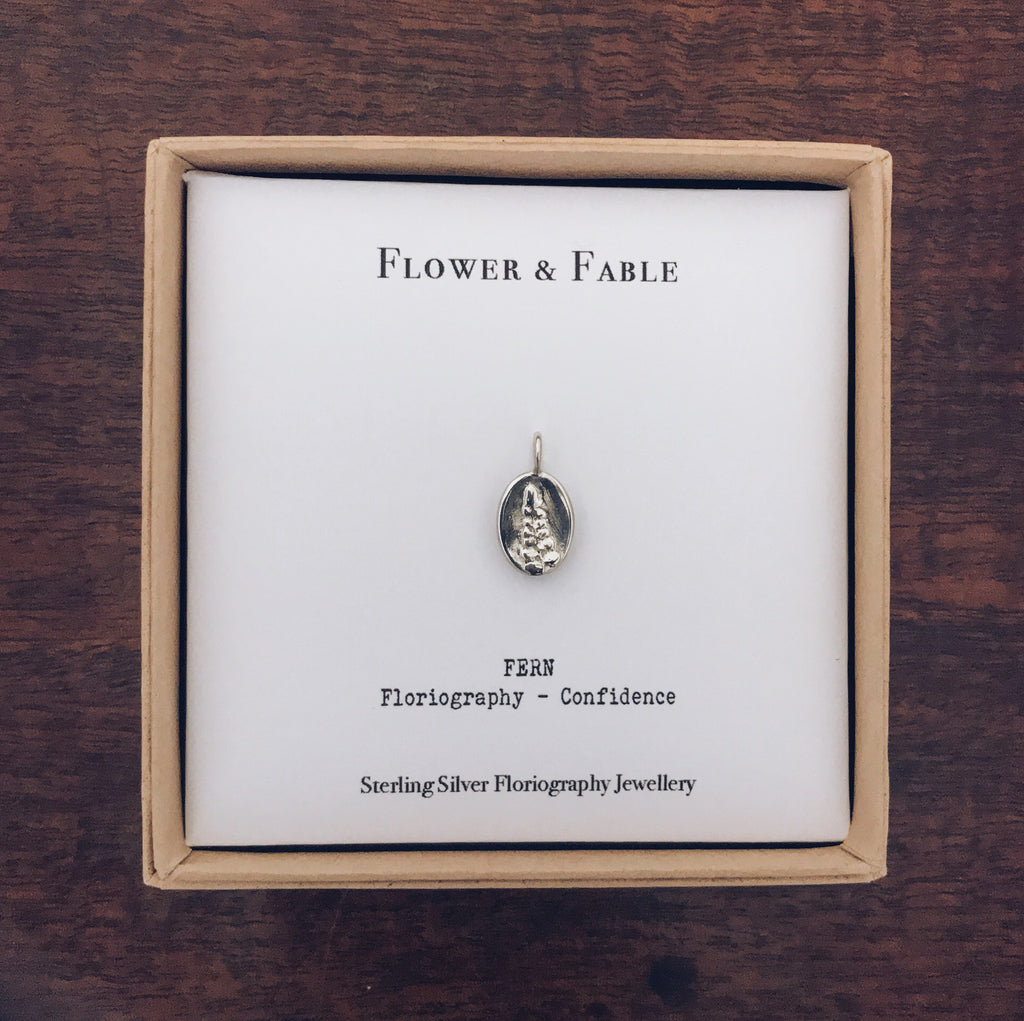 Fern Charm - For Magic - Flower & Fable