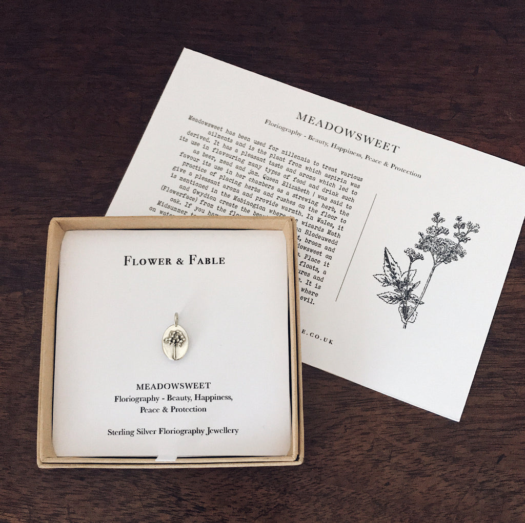 Flower & Fable Charm Jewellery