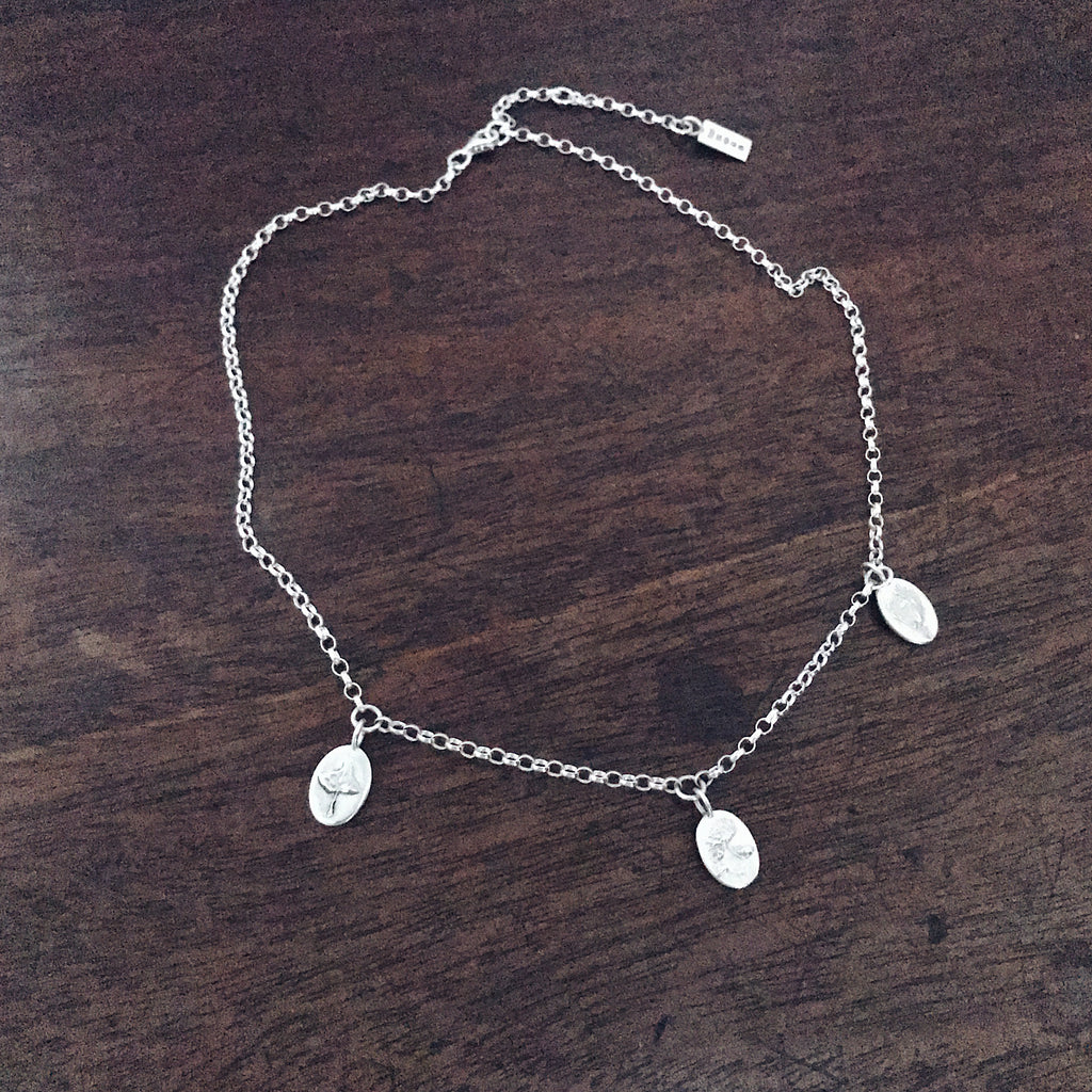Sisterhood Charm Necklace