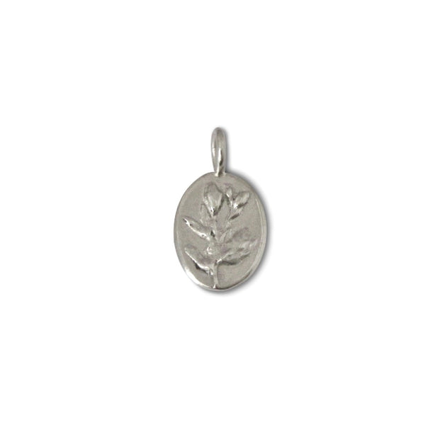 Speedwell Charm - For Travel, Kindness, Loyalty & Protection