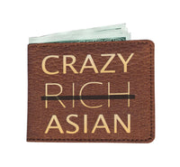 Crazy Rich Asian Parody Wallet
