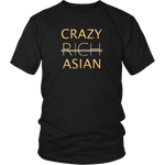 Crazy Rich Asian T-Shirt (Black)