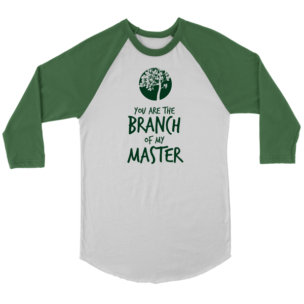 Branch of My Master Long Sleeves - Dark Green (3 styles)