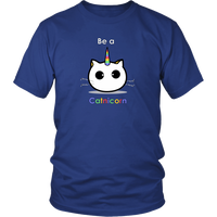 Be a Catnicorn T-shirt (3 styles)