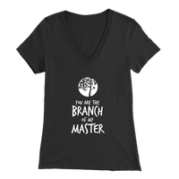 Branch of My Master T-shirt - White (3 Styles)