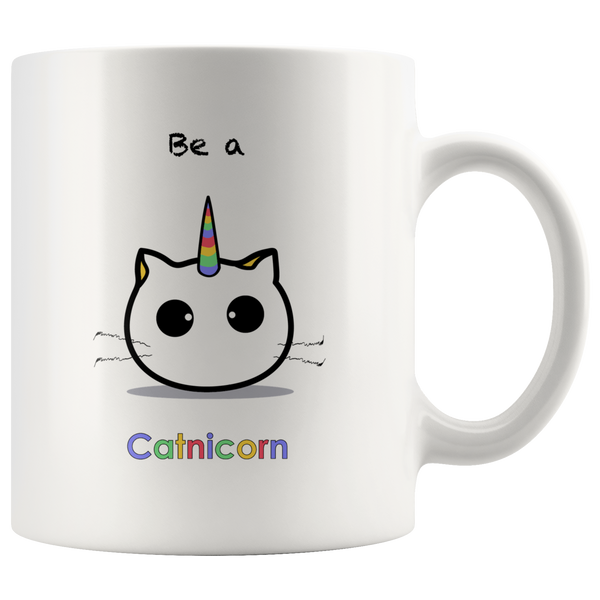 Be a Catnicorn Mug