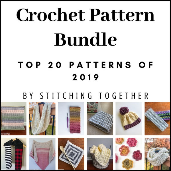 Best of 2019 Crochet Pattern Bundle
