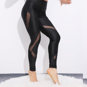 Elastic Activewear Leggings