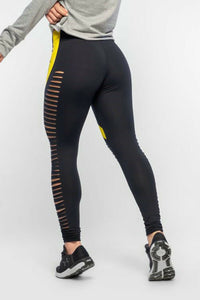 Ripped Fitness Leggings
