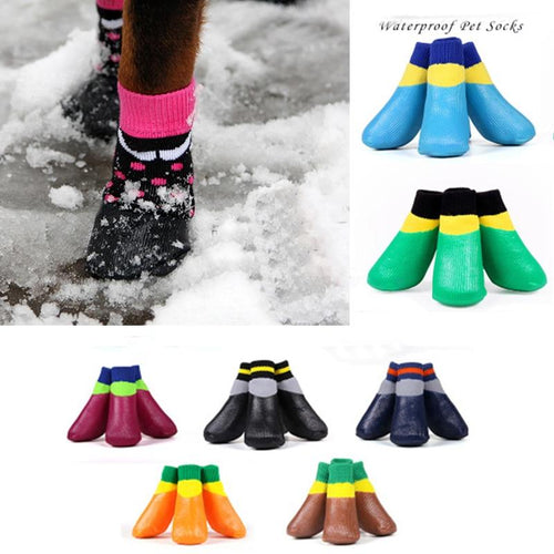 Paw Doggie Boots