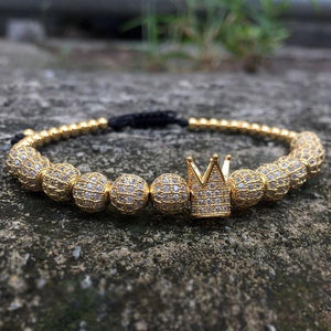 "THE ROYAL KING"" GOLD - 1 PCS"""