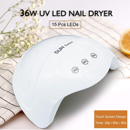 Nail Dryer Machine UV LED Lamp