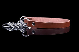 ZOOLeszcz Collar with Chain Martingale
