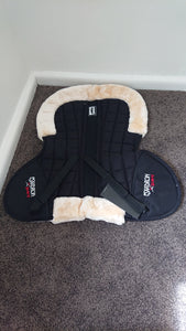 Eskadron Faux Fur Saddle-Pad
