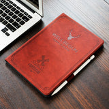Auto Sleep Smart Cover Deer Pattern PU Leather Soft silicone Case with Pencil Holder  For iPad 9.7(17/18)/ Air1 / Air2    iPad Air10.5 / Pro10.5