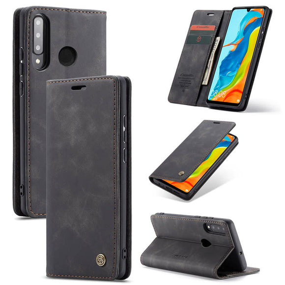 CaseMe For Original Leather Wallet Case For Huawei  P30lite