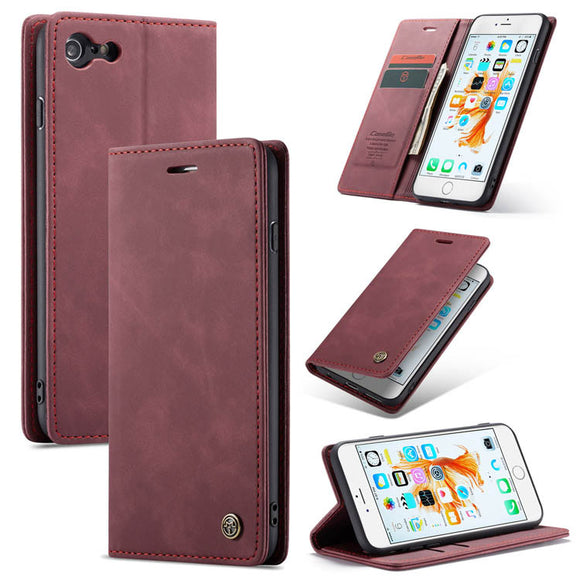 CaseMe For Retro Wallet Case For iPhone6Plus/6SPlus