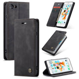 CaseMe For iPhone 6/6s Retro Wallet Kickstand Magnetic Flip Leather Case