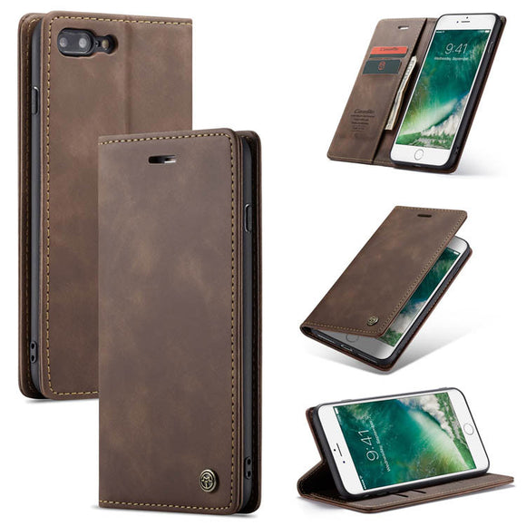 CaseMe For Retro Wallet Case For iPhone7Plus/8Plus