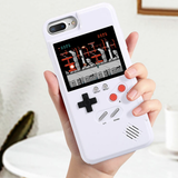 Game-Boy Color Case For iPhone With Color Screen Display + 36 Built-In Games