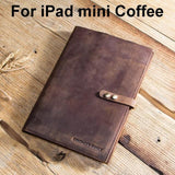 Genuine Cowhide Leather Case For iPad & Macbook