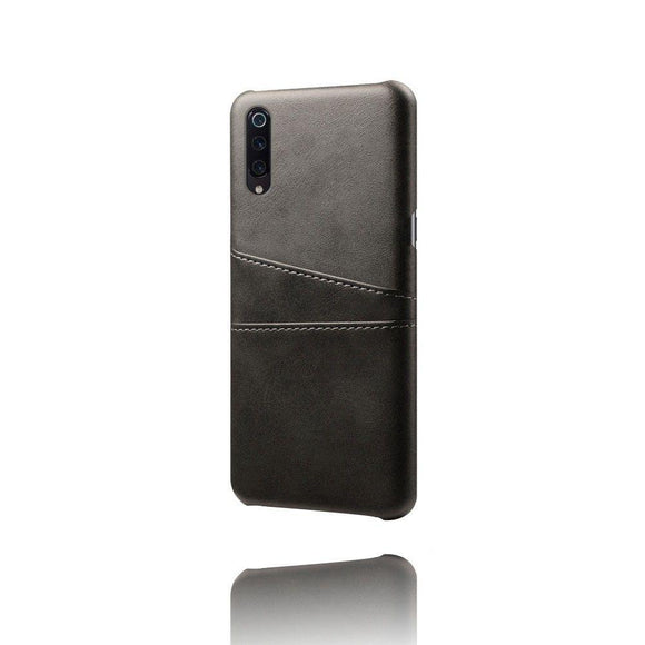 Luxury leather wallet case For Redmi
