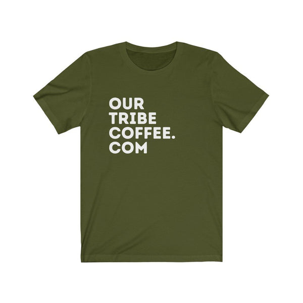 Our Tribe Coffee Unisex Jersey Short Sleeve Tee - Our Tribe Inc