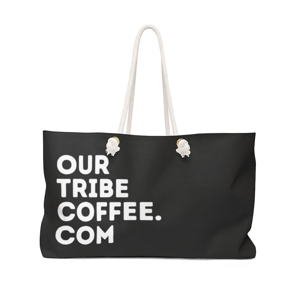 Our Tribe Coffee Weekender Bag - Our Tribe Inc