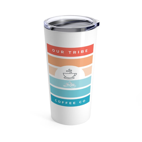 Our Tribe Sunset Tumbler 20oz - Our Tribe Inc