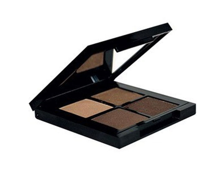 Glo Minerals Metallic Smoky Eye Kit