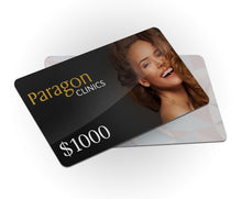 Load image into Gallery viewer, Paragon Clinics Gift Card