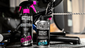 MUC-OFF SWEAT PROTECT - Turbo Trainer Hire