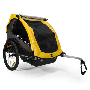 Burley Rental Cub Bicycle Trailer - Turbo Trainer Hire