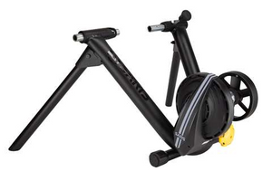 Saris M2 Wheel On Smart Trainer - Turbo Trainer Hire