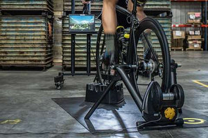 Lucky Dip Wheel On Smart Trainer - Turbo Trainer Hire