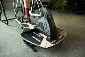 MP1 Nfinity Trainer Platform - Turbo Trainer Hire