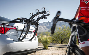 Saris Bones 3-Bike Rack - Turbo Trainer Hire