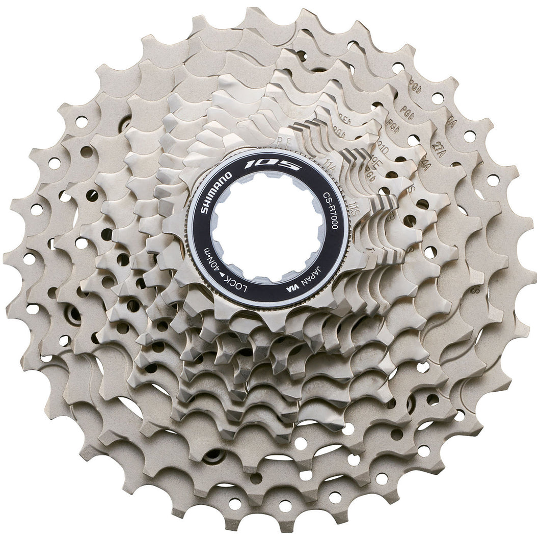 Shimano Cassette Hire (inc fitting service) - Turbo Trainer Hire